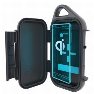 Pelican Phone Charge Case G40 Gray