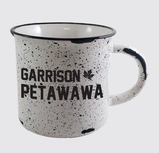 Garrison Petawawa Ceramic Mug