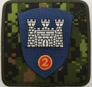 2 CDSG Badge