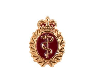 Medical Branch Lapel Pin