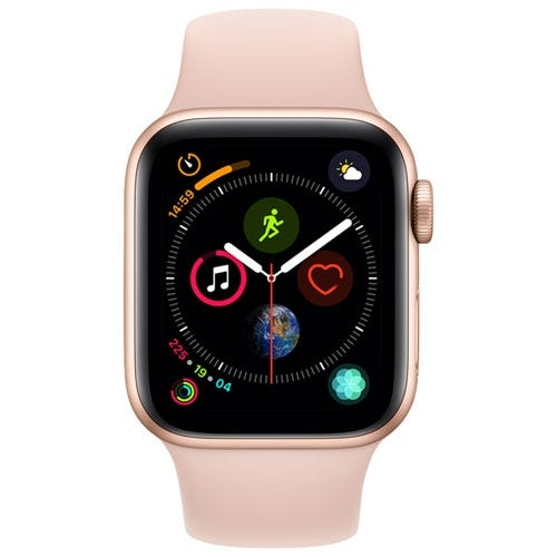 APPLE S4 Watch 40mm Pink Sand