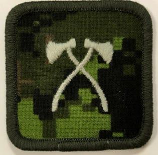 RCIC Pioneer Badge