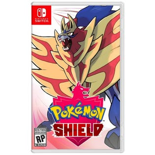 Pokemon Shield Switch