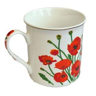 The Royal Canadian Legion Poppy Coffee Mug
