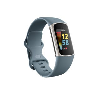 Fitbit Charge 5 Platinum Activity Tracker