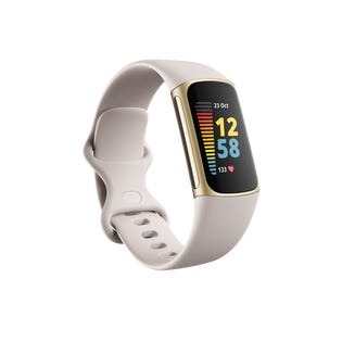 Fitbit Charge 5 Gold Activity Tracker