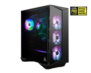 MSI Aegis RS 2080S Gaming Desktop