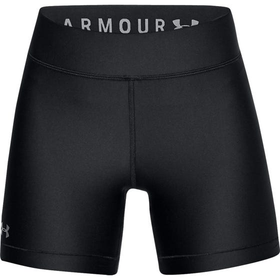 Under Armour Women's HeatGear Mid Shorts
