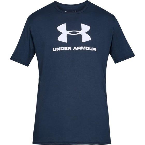UNDER ARMOUR Sportstyle Short Sleeve Logo T-Shirt