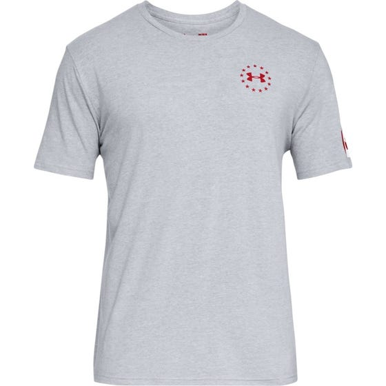 UNDER ARMOUR T-Shirt Freedom