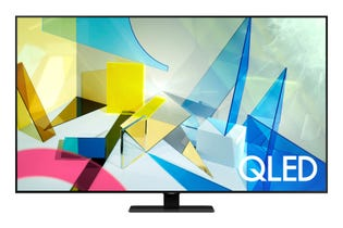 "SAMSUNG 65"" Smart QLED TV QN65Q80TAFXZC"