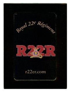 R22eR Deck of cards