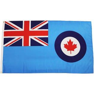 """RCAF Flag 36x60"""""""