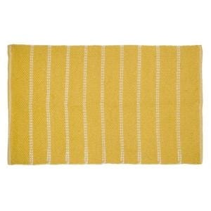 Carpet Weaved Mustard Yellow