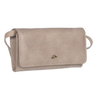 Roots Wallet on String Taupe (EA1)