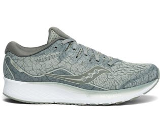 Saucony Men's Ride Running Shoe Grey