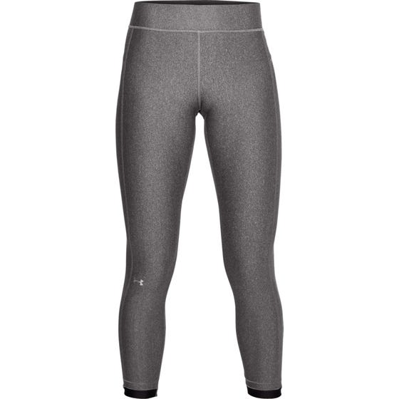 Under Armour Women's Heat Gear Ankle Pant Grey