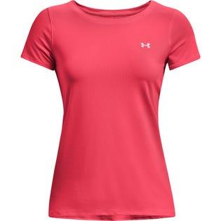 Under Armour Women's Sportstyle Short Sleeve Training Shirt