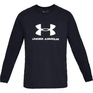UNDER ARMOUR Sportstyle Logo Long Sleeve T-Shirt