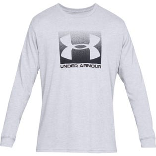 Under Armour Men's Boxed Sportstyle Long Sleeve Grey