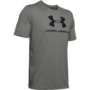 UNDER ARMOUR T-shirt à manches courtes Sportstyle Logo