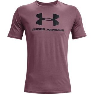 UA Sportstyle – Haut à manches courtes avec logo pour homme