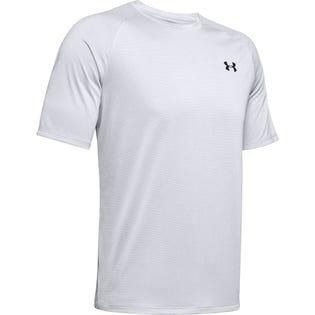 Under Armour Men's Tech 2.0 Short Sleeve T-Shirt White
