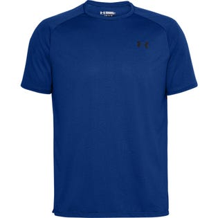 Under Armour Men's Tech 2.0 Short Sleeve T-Shirt Blue