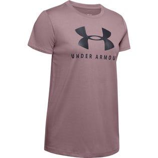 UNDER ARMOUR T-shirt à encolure ras du cou Graphic Sportstyle