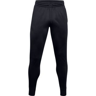 Under Armour Pantalon de jogging  Fleece noir pour hommes