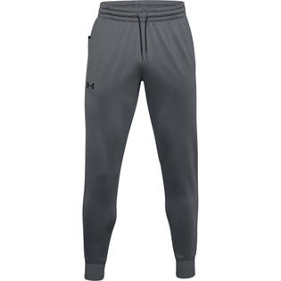 Under Armour Pantalon de jogging Fleece gris pour hommes