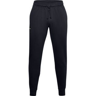 Under Armour Men's Rival Fleece Jogger Black