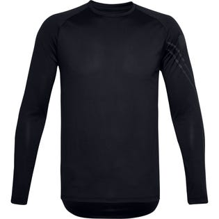 Under Armour Men's Gradient Logo Tech Long Sleeve Black