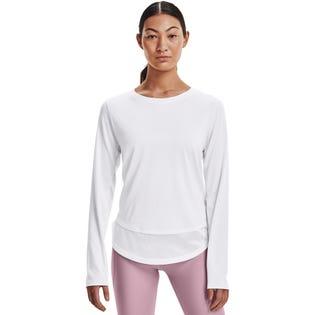 Under Armour Women's Tech Vent Long Sleeve Shirt