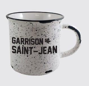 Garrison Saint-Jean Ceramic Mug