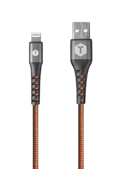 Tough Tested 8FT Pro Armor Lightning Cable