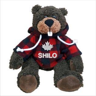 """Shilo Beaver Plush 10"""""""
