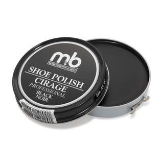 Moneysworth & Best Shoe Polish - Black 70g
