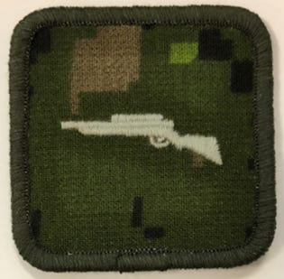 RCIC Sniper Badge