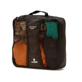 Snugpak Pakbox Organizer Travel Bag Black 6L