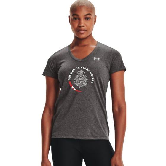 Soldier On Under Armour Women's UA Tech T-Shirt