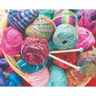 Springbok 1000 Piece Puzzle Knit Fit (EA1)