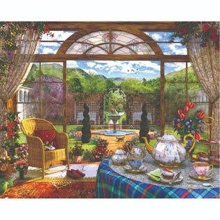 Springbok 1000 Piece Puzzle The Conservatory (EA1)
