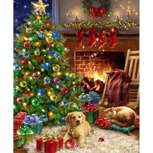 Springbok 500 Piece Puzzle Christmas Morning (EA1)