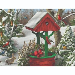 Springbok 500 Piece Puzzle Winter's Wish (EA1)