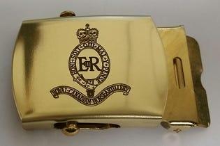 RCA RCHA Belt Buckle (S)