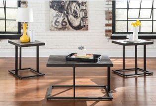 ASHLEY 3PC Occasional Tables Airdon