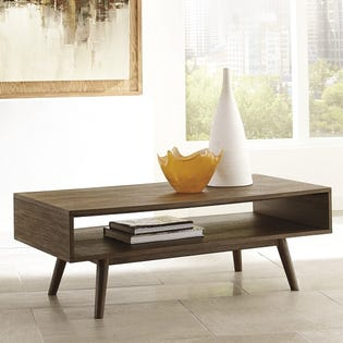 Table basse rectangulaire Kisper ASHLEY