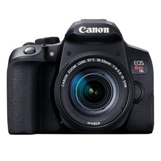 Canon EOS Rebel T8i DSLR Camera Kit