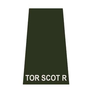 Tor Scot R NCM Epaulette